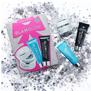 Receive 5 tubes($77.2 Value)with any $69 Value Set purchase @ GlamGlow Dealmoon Double's Day Exclusive