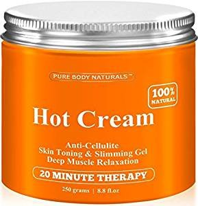 Lightning Deal Cellulite Cream & Muscle Relaxation Pain Relief Cream Huge 8.8oz