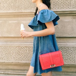 Last Day! Starting from $148 Geo Quilted Handbags @ Rebecca Minkoff