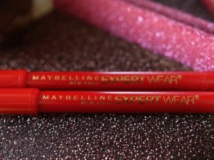 Maybelline New York Expert Wear Twin Brow and Eye Pencils, 102 Dark Brown