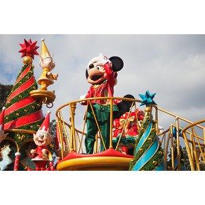 【佛州过圣诞】超值纵贯8天:萨凡纳+奥兰多迪士尼+代托纳