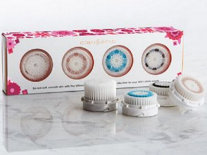 $60.75(reg.$111.00) CLARISONIC BRUSH HEAD VARIETY 4-PACK