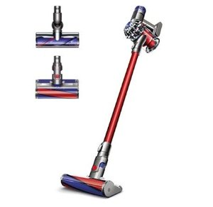 $329+3 Free ToolsDyson V6 Absolute Cordless Vacuum Cyber Monday Daily Deal