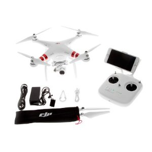2016 Black Friday! $399 DJI Phantom 3 Standard with 2.7K Camera and 3-Axis Gimbal (White)