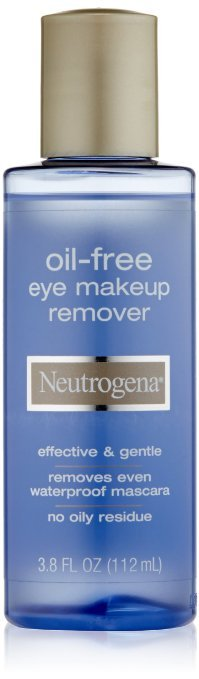 Neutrogena Oil - free Eye Makeup Remover, 3.8 oz