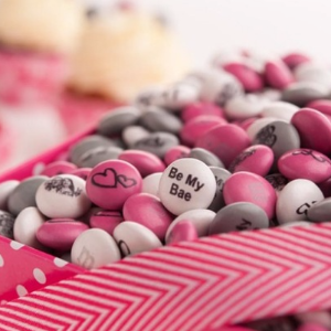 $12Personalized M&M'S for Valentine's Day Gifts and Other Occasions from MyMMS.com