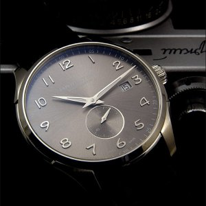 $499 Hamilton Jazzmaster Small Second Men's Watch