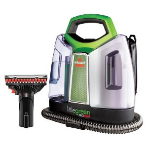 2016 Black Friday! $49.99BISSELL Little Green ProHeat Portable Spot & Stain Cleaner