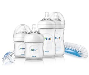 £11.99(reg.£30.00) Philips AVENT Natural Newborn Starter Set SCD290/01