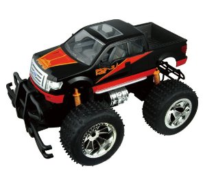 Race Tin XTRM Off-Road 1:18 2011 Ford F150 XLT Vehicle