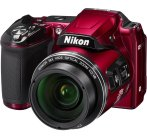 $139.99 Manufacturer refurbished Nikon COOLPIX L840 Digital Camera with 38x Optical Zoom and Built-In Wi-Fi