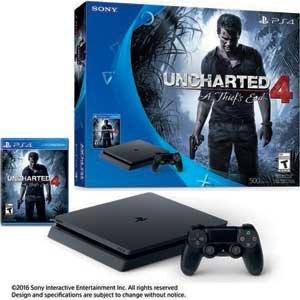 Sony Uncharted 4 PlayStation 4 Bundle