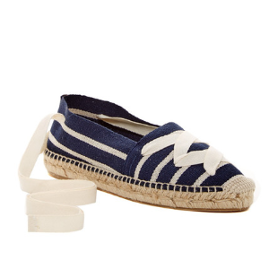 Bettye Muller | Session Striped Espadrille Flat | HauteLook