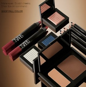 Starts from $24 NARS 2016 Fall Collections