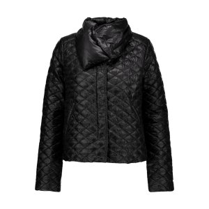 Anfinolea quilted shell down coat | Duvetica