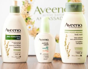 Buy One Get One 50% Off Aveeno Products @ Drugstore