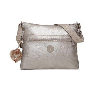 Wren Embossed Metallic Handbag