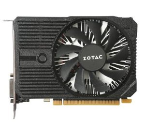 $94.71ZOTAC GeForce GTX 1050 Mini