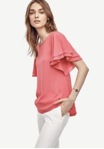 Extra 60% Off Sale Items @ Ann Taylor
