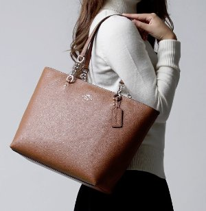 Up to 50% Off Select Women Tote Bags $125+ Purchase  @ COACH