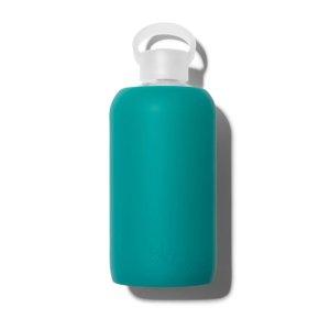 Bkr Beauty Bottle Kiki 32 oz. Water Bottle - Sheer Deep Water Teal