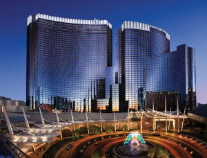 42% Off, $648Aria 3 Night + RT Air Sale @ Hotels.com