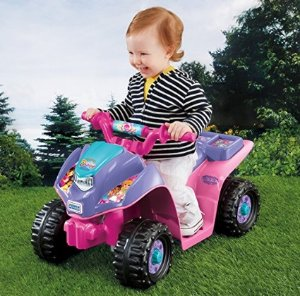 Power Wheels Nickelodeon Dora & Friends Lil Quad