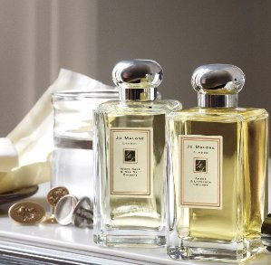 get 2 complimentary samples of English Pear & Freesia Cologne with any JoMalone.com purchase