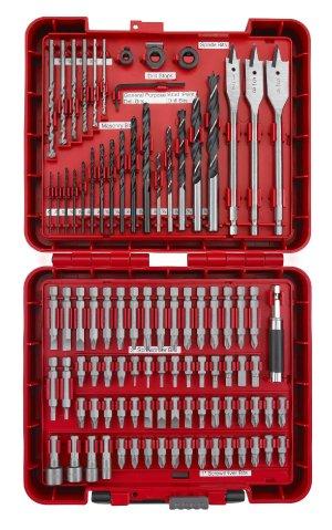 Craftsman ACM1001 100 pc. Drill Bit Accessory Kit