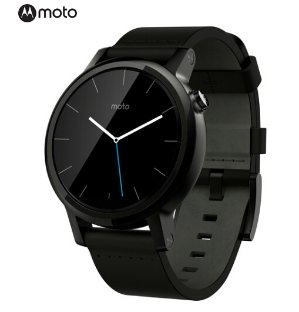 $199.99 + $50 Visa prepaid cardMotorola Moto 360 2nd Gen for Men 42mm Leather