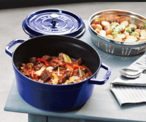 Up to 30% Off +Extra 15% Off Staub Cookwares Purchase @ macys.com