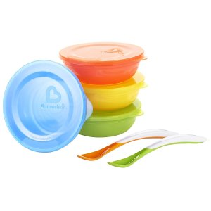 $3.82Munchkin Love-a-Bowls 10 Piece Feeding Set
