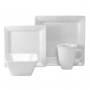 Chef's Table Square 16pc, Service for 4 - Weekly Deals - Sale