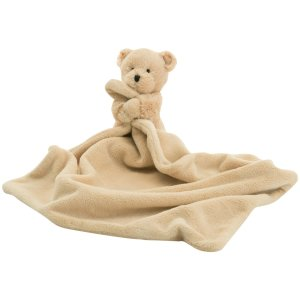 Jellycat Bashful Bear Soother - Free Shipping