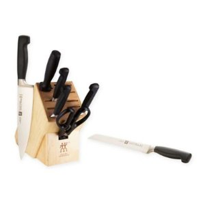 Zwilling J.A. Henckels Four Star 8-Piece Knife Block