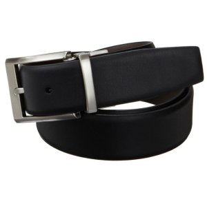 $16.49 Calvin Klein Men's Smooth Leather Reversible Belt