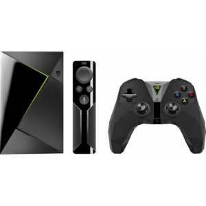 NVIDIA SHIELD Android TV 16 GB Streaming Media Player Black 945128972500001 - Best Buy