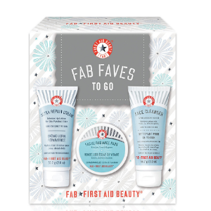 First Aid Beauty FAB Faves To Go Kit - DermStore