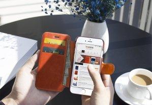 Taken Iphone 6/6S/Plus Wallet Case