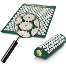 $54.87(reg.$144.87) Nayoya Back and Neck Pain Relief - Acupressure Mat and Pillow Set