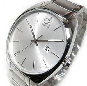 Calvin Klein Exchange Men's Quartz Watch K2F21126