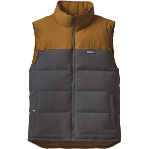 Patagonia Men's Reversible Bivy Down Vest - Mountain Steals