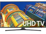 "$999 Samsung UN60KU6300 60"" 4K UHD HDR Smart LED TV"