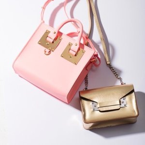 10% Off + Free Shipping Sophie Hulme @ Farfetch