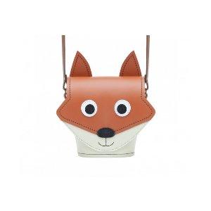 Zatchels 狐狸造型小挎包
