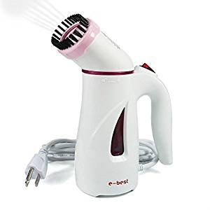 $17.59 E-beste® Handheld Mini Travel Garment Steamer;Textile and Fabric Steam Ironing Cleaner
