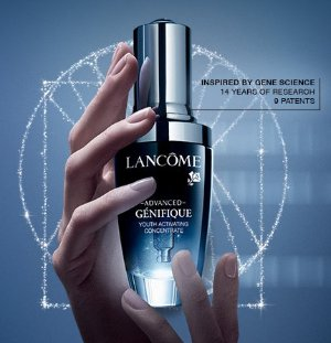 Free Gift (Up to a $229 Value) With LANCÔME New Advanced Genifique Youth Activating Concentrate Purchase @ Lord & Taylor