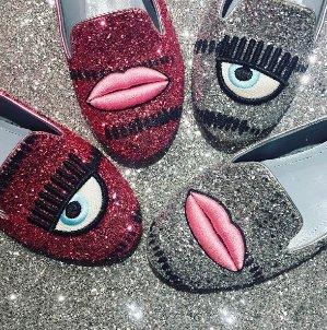 10% Off New Arrival!Chiara Ferragni Shoes @ Farfetch