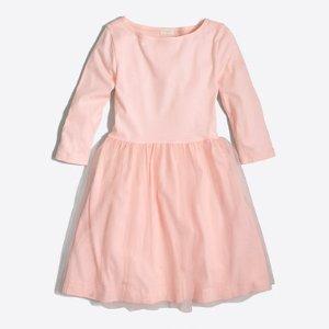 Girls' tulle dress : Dresses | J.Crew Factory