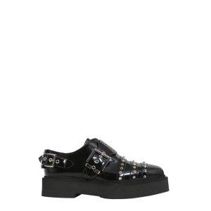 Alexander Mcqueen Studded Platform Monk Shoes Women - Eleonora Bonucci